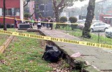 Era una adolescente de 14 años. Desapareció ayer y la hallaron hoy en una maleta, en Tlatelolco