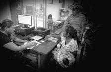 Registran en Juchitán a bebé nacida en caravana migrante