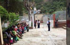 Suspenden clases en Xagacía por hepatitis A