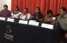"""Desplazados de Chiapas piden a AMLO que Velasco vaya a la cárcel; """"escucha las voces silenciadas"""""""