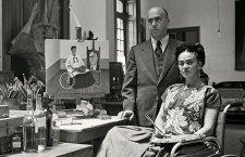 15 fotografías poco conocidas de Frida Kahlo durante sus últimos años de vida