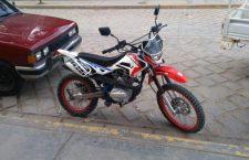 Hurtan motocicleta en Juxtlahuaca