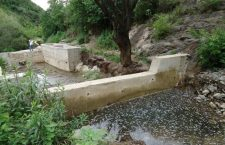 Denuncian ordeña de agua en San Agustín Etla