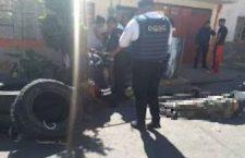 Sujetos disparan a 4 personas mientras hacían ejercicio en Neza, Edomex; matan a una y hieren a 3