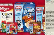 Kellogg's eliminó en secreto los micronutrientes básicos de sus cereales en México, dice Informe