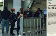 La PGJ confirma: Dos hermanos iban por una estudiante al Metro de CdMx; pedirían 2 mil por ella