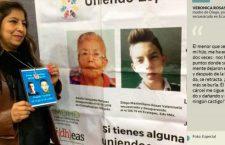 Diego, 16 años, fue secuestrado en Edomex. Plagiarios, ya presos, no le dicen a la madre dónde está