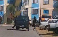 Una mujer es asesinada a balazos en Puebla; su esposo sería el presunto responsable del crimen