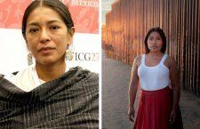 Ángeles Cruz, otra mixteca de Oaxaca que ha conquistado las cámaras