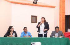 Se capacitan Juristas de la Mixteca en oralidad mercantil