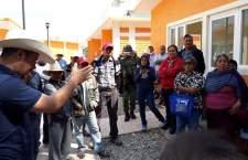 Retienen a ocho comuneros de Santiago Juxtlahuaca