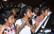 Vibra Huajuapan con ensamble de bandas en apertura de Festival de Primavera