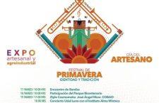 """Invitan a la ciudadanía a participar en el Festival de Primavera """"Identidad y Tradición"""""""