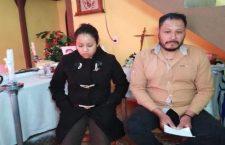 Los médicos de Quetzalli, 5 años, la recetaron mal y la ignoraron, por eso murió, acusan sus padres