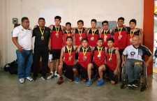 Basquetbolistas de Huajuapan representarán a Oaxaca en Olimpiada Nacional
