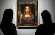 Desaparece el Salvator Mundi, la pintura más cara del mundo   Informativo 6y7