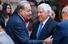 Carlos Slim: El país no está en crisis; veo viable e indispensable que el crecimiento sea de 4%, dice