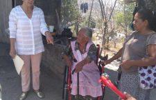 DIF Huajuapan mejora calidad de vida de personas con discapacidad