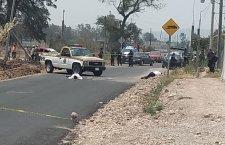 Asesinan a uniformado y comandante de la Policía Vial en Juxtlahuaca; responsables escaparon en aparente Tsuru | Informativo 6y7