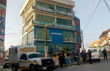Atropella moto a estudiante en Tlaxiaco