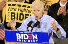 Biden arremete contra Trump en su primer discurso de la campaña presidencial