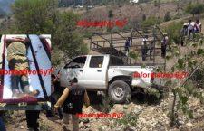 Asesinan a líder del #MULT mientras conducía camioneta oficial en #Juxtlahuaca   Informativo 6y7