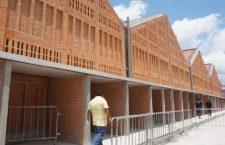 Inauguran mercado rehabilitado en Juchitán; aún no abrirá al público