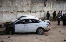 El Ejército vigila la zona de Guerrero donde un carro-bomba explotó; vecinos viven con miedo