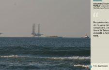 Criminales fingen ser pescadores en costas de Tabasco y asaltan plataformas petroleras: Marina