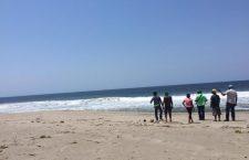 Muere ahogado un joven en playa Corralero, Pinotepa