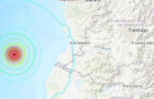 Terremoto de magnitud 5,7 sacude a Chile | Informativo 6y7