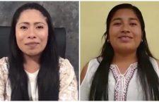 """VIDEO: Yalitza Aparicio y Nancy García serán reconocidas por el Senado en la """"Semana de las Lenguas"""""""