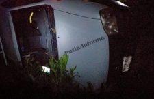 Hombre presuntamente ebrio vuelca su camioneta | Informativo 6y7