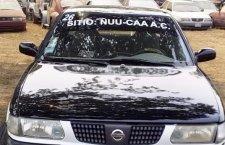 Utilizaban vehículos aparentemente robados como taxis   Informativo 6y7