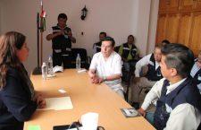 Ayuntamiento de Huajuapan referente nacional por iniciativa para tratamiento de aguas residuales