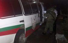 Vinculan a proceso a dos supuestos «polleros»; En dos vehículos llevaban a 20 centroamericanos | Informativo 6y7
