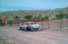 Hallan vehículo calcinado en Huajuapan | Informativo 6y7