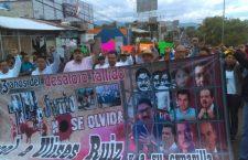 Conmemora CNTE y organizaciones desalojo fallido de 2006