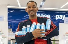 #ECOLOGÍA | Will Smith lanzó su propia marca de agua embotellada