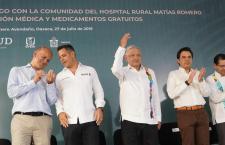 [#Galería] Oaxaca se suma a la reconstrucción del Sistema de Salud en México: Alejandro Murat