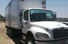 Aseguran a hombre por conducir camión presuntamente robado   Informativo 6 y 7