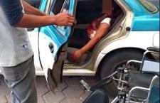 Mujer resulta con traumatismo por accidente automovilístico   Informativo 6 y 7