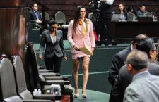 #Video   ¿Ana Guevara se aprovecha de sus cargos para beneficiar a su pareja?