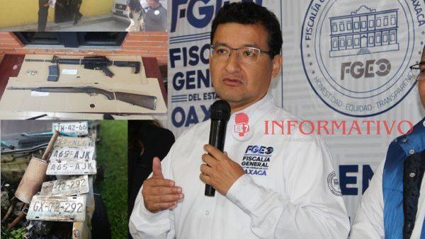 Narcomenudeo es la principal causa de la violencia en Putla: Fiscal de Oaxaca