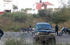 Falla en los frenos provoca percance vial de camioneta; lesionados, menor y mujer