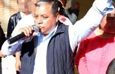 Tlaxiaqueños reprueban con 4.2 al gobierno de Gaudencio Ortiz