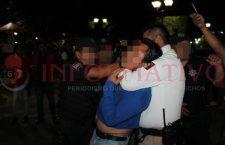 Encarcelan a hombre que pretendía manifestarse en informe de gobierno de Huajuapan