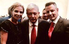 Murat se afilia a Morena, su esposa será su sucesora, pacta con AMLO; lista la reconfiguración del Gabinete