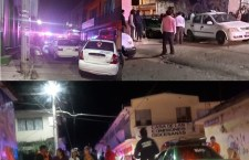 Tras supuesta amenaza con arma de fuego, se movilizan policías y ciudadanos de Huajuapan