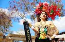 Muestra huajuapeña Palmira Ruiz, riquezas de Oaxaca por certamen internacional